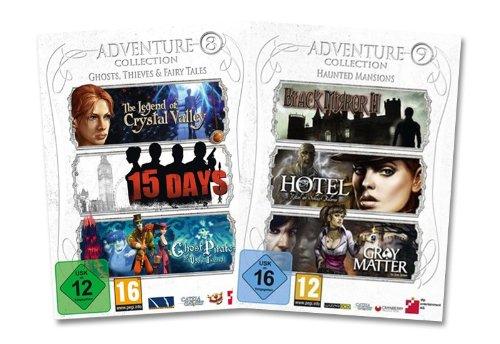 Adventure Collection 8 + 9 Bundle