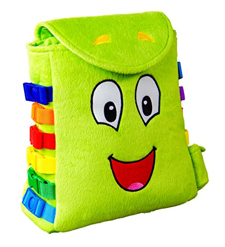 Buckle Toys - Buddy Backpack