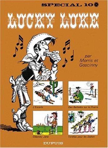 Tout Lucky Luke, coffret, numéro 10 : tomes 28 à 31