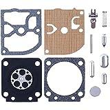 Vbaxy Chainsaw Carburetor Membrane Diafragm Carb Reconstruct Repair Repair Reemplazo para STIHL MS180 MS170 018 017 MS 180 170 Reemplazo para Zama RB-77 Carburador Kits de carbohidratos