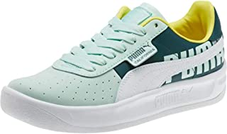 PUMA California TOL Logo Fair Aqua/White Womens