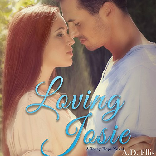 Loving Josie audiobook cover art