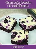 Clip: Cheesecake Brownies mit Heidelbeeren - Back DIY
