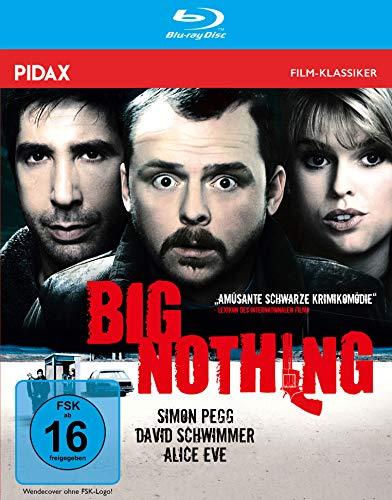 Big Nothing / Schwarze Kult-Krimikomödie in brillanter HD-Qualität (Pidax Film-Klassiker) [Blu-ray]