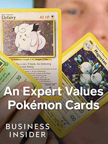 An Expert Valued Our Childhood Pokémon Card Collections
