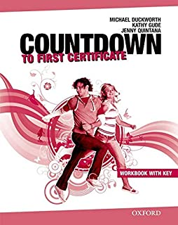 Countdown to First Certificate. Workbook with Key and Student's Audio CD Pack