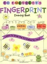 Ed Emberley's Fingerprint Drawing Book (Ed Emberley's Drawing Book Of...)
