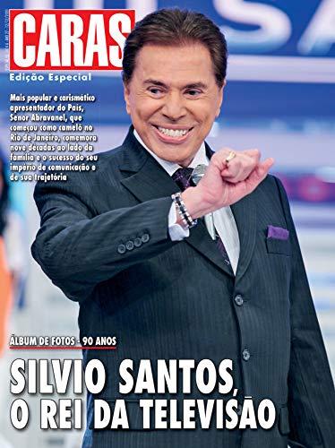 Revista CARAS - Edição Especial - 90 Anos de Silvio Santos (Especial CARAS)