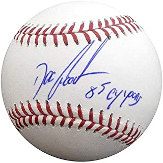 Dwight Doc Gooden Signed Auto Major League Baseball New York Mets 85 Cy Young - PSA/DNA Authentic