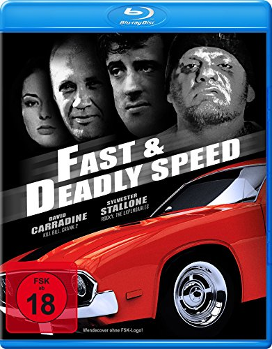 Fast & Deadly Speed (4 Filme Edition) [Blu-ray]