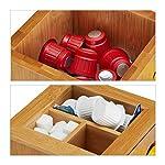 Relaxdays-Dispenser-Capsule-per-Cialde-Nespresso-Girevole-Portacapsule-per-Caffe-in-Bambu-HLP-405x14x14-cmnaturale