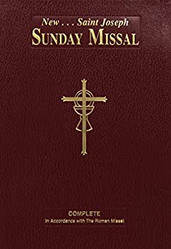 New Saint Joseph Sunday Missal
