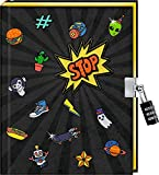 Tagebuch - Funny Patches - STOP...