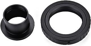 1.25in Adaptador de cámara para telescopio Anillo T SLR para Lente de cámara Canon para Canon EOS 5d 5d Marca II 50d 60d 20d 30d 40d 350d 400d 450d 500d 550d 600d 1100d 1d