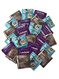 Snugger Fit Variety Pack with Brass Lunamax Pocket Case, Smaller Latex Condoms-24 Count