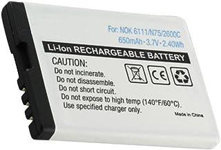 10 Mejor Nokia 6111 Battery de 2020 – Mejor valorados y revisados