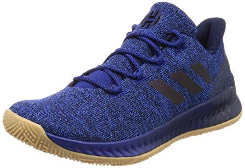 adidas Hombre Harden B/E X Zapatos de Baloncesto Azul, 42