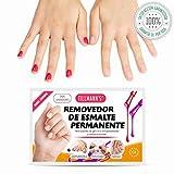 Quitaesmalte Semipermanente 200 Unidades | Removedor Esmalte Permanente | Cleaner Uñas De Gel |...