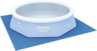 Bestway 58000 - Tapiz de suelo de 274 x 274 cm