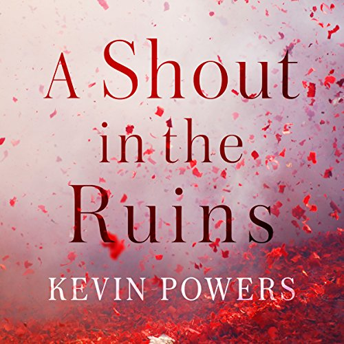 A Shout in the Ruins audiobook cover art