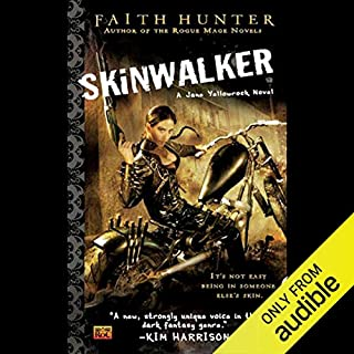 Skinwalker audiobook cover art