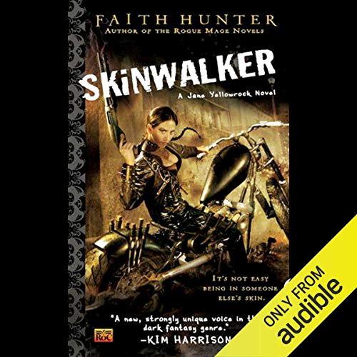 Skinwalker Audiobook By Faith Hunter cover art