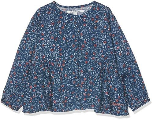 Pepe Jeans Mädchen Isa Bluse, Mehrfarbig (Multi 0aa), 11-12 Jahre (Herstellergröße: 12y/152)