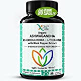 Adrenal Support Supplement- Cortisol Manager - Thyroid...