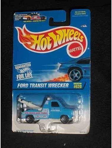 autorización Hot Wheels 1997  620 620 620 FORD TRANSIT WRECKER  tienda de venta