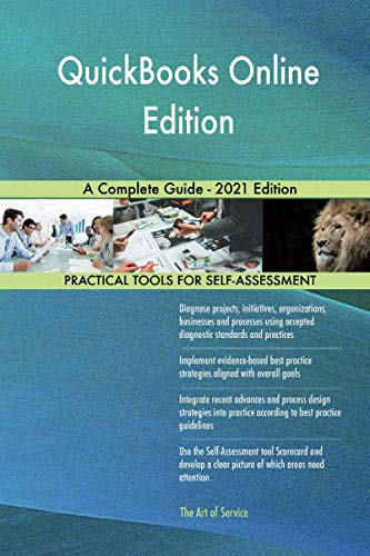 Compare Textbook Prices for QuickBooks Online Edition A Complete Guide - 2021 Edition  ISBN 9781867422822 by The Art of Service - QuickBooks Online Edition Publishing