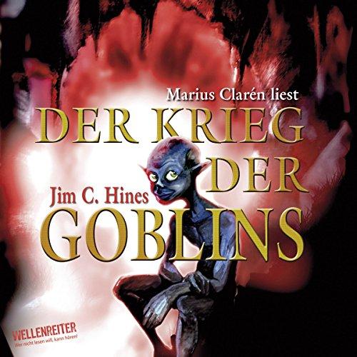 Der Krieg der Goblins audiobook cover art