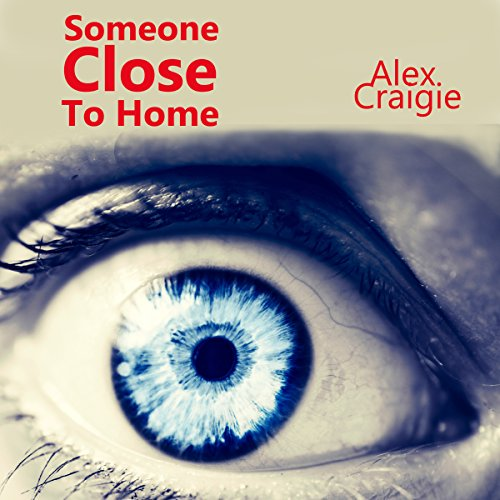 Someone Close to Home audiobook cover art