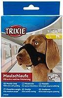 Nylon muzzle loop Comfortable to wear Snout strap: 18 - 30 cm Neck strap: 16 - 28 cm Extra soft padding