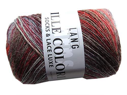 Eigenmarke Sockenwolle Rubin 63