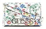 Guess Uptown Chic Mini Xbody Flap Floral