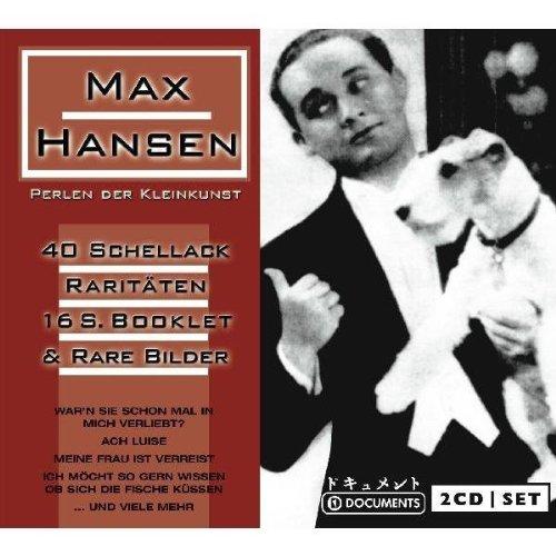 Max Hansen - Perlen der Kleinkunst