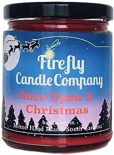 Once Upon A Christmas Candle-Christmas Candles 8oz