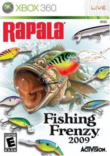 Rapala Fishing Frenzy - Xbox 360