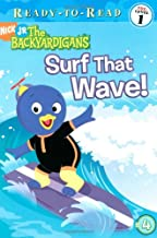 Surf That Wave! (Backyardigans Ready-To-Read, Pre-Level 1)