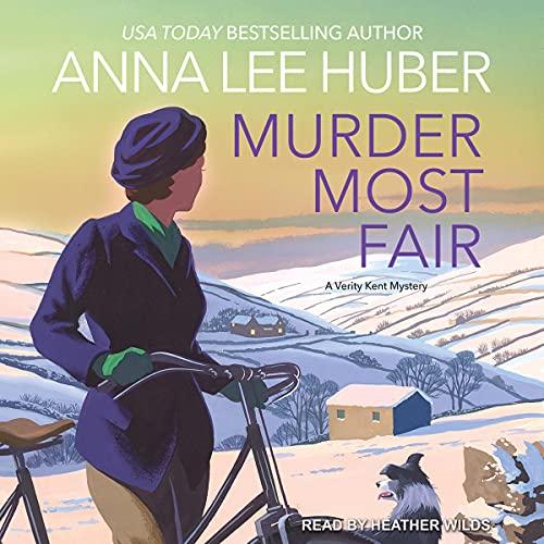 Murder Most Fair Audiobook By Anna Lee Huber cover art