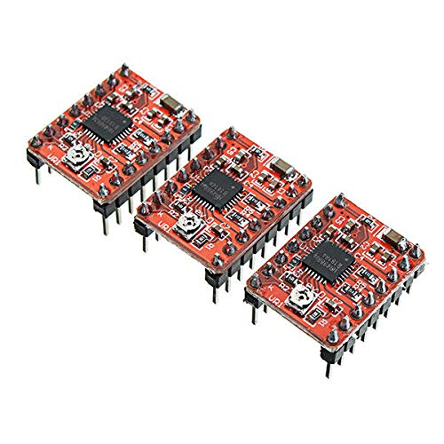 LKK-KK CNC Shield V4 + con Nano 3.0 A4988 Stepper Motor Driver Board para Arduino - Productos Que Trabajan con Las Juntas de Arduino prescritas