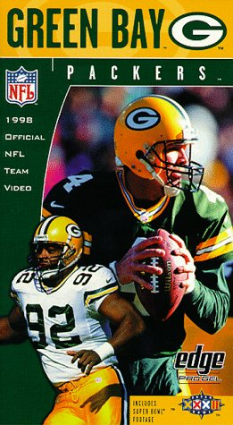 Green Bay Packers: 1998 Official NFL Team Video (97-98 Season) [VHS]