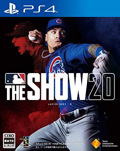 【PS4】MLB® The Show™ 20(英語版)【早期購入特典】ゴールドチョイスパック×1(封入)