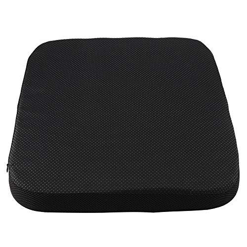Cuscino per sedile - Cuscino confortevole in gommapiuma morbido Cuscino antiscivolo per seggiolino auto Cuscino ammortizzatore, Cuscino schiumogeno, Cuscino schiumogeno, Sedile Memory