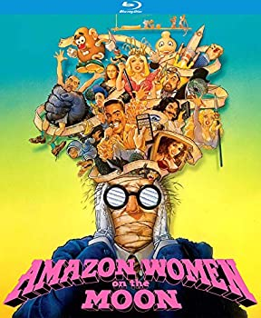 Amazon Women on the Moon  Special Edition  [Blu-ray]