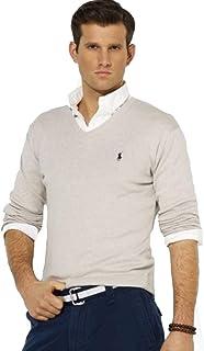Polo Ralph Lauren Pull en Coton V-Neck