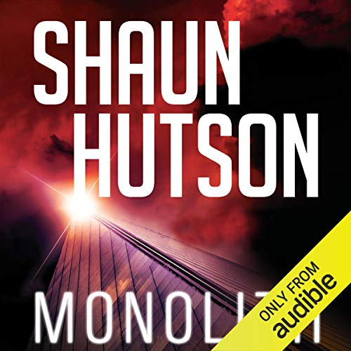Monolith audiobook cover art