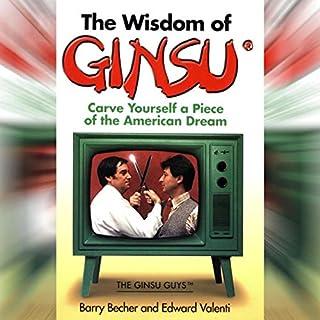 The Wisdom of Ginsu cover art