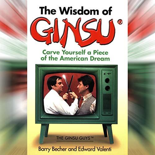 The Wisdom of Ginsu audiobook cover art