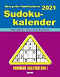 Sudoku 2021 Abreißkalender